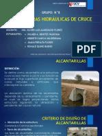 Estructuras Hidraulicas de Cruce