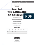 Afro cuban rhythms for drumset