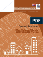 Prof. Vibhuti Patel on Sustainable Development goals and The Urban World (July-Sep, 2017)