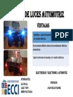 Sorner Sorner Automotriz Luces ,,,,,