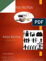 Atos Ilícitos do Direito Civil