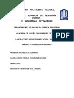 Practica 7 y 8 Instrumentacion y control