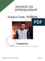 Entrepreneurhip - Elemenentary Reading