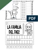 Familia Del 10