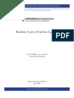 2009 Al Juaied Realistic Costs of Carbon Capture