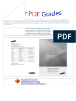 Manual Do Usuário SAMSUNG LN26A330J1 P
