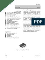 XL1509 datasheet