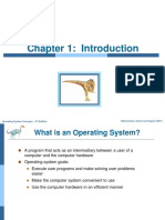 Ch1 Introduction OS