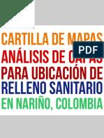 CARTILLA DE MAPAS