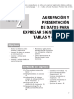 Estadistica Analisis de datos capitulo 2