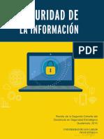 Seguridad de La Información Libro PDF