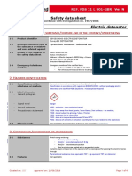 FDS Detonadores Eléctricos