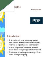 Ferroelectric Material