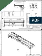 20 Ton Crane- Mechanicalwork Shop