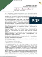 1992 - Entrevista Académica y Entrevista Mundana a Gustavo Bueno Epilespia Junio 199