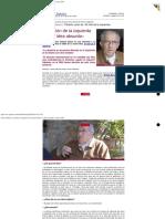 2003 - Gustavo Bueno - La Unión de La Izquierda Es Una Idea Absurda La Nueva España 9