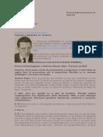 2013 - Entrevista a Gustavo Bueno (Parte I) « Izquierda Hispánica
