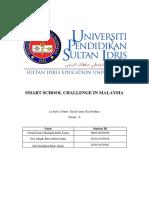 Smart School Challenge in Malaysia