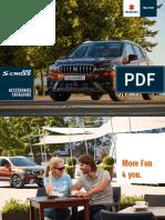 Catalog Accesorii Suzuki SX4