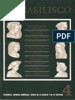 1978 - 6 - Determinismo Cultural y Materialismo Histórico. El Basilisco, Número 4, Septiembre-octubre 1978