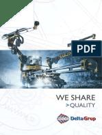 Delta Group New Catalogue 2018
