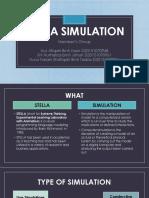Stella Simulation