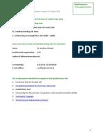 Nsqf - Simplified Qf Ssc q0503 v3