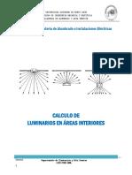 CALCULO DE LUMINARIOS PARA INTERIORES METODO DE LUMEN rev1 2018.pdf