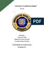 Bab 6 Akuntansi Forensic Fraud