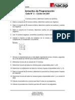 Guia N.3 - Ciclos Con DFD