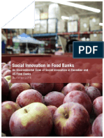 Food-Banks - Social Innovation