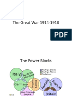 04. The Great War 1914-1918