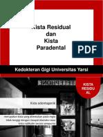 Kista Residual&Paradental
