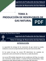 3. Producción de Gas Natural