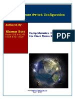 Comprehensive Coverage of the Cisco Nexus Switches PDF
