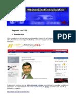 13663 [Spanish] Jugando Con Xss