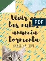 Vivir en Las Nubes Anuncia Tormenta - Carolina Levi