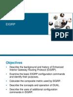 EIGRP Routing Protocol