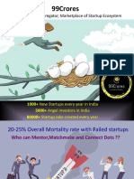 PDF 99Crores Pitch Deck