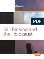 Thinking and the Holocaust