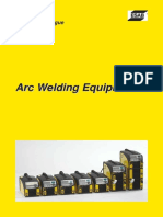 Arc Equipments 2008