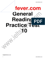 Ieltsfever General Reading Practice Test 12 PDF