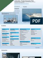 PEP1 Sea Port Construction