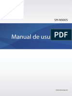 Manual Usuario Samsung Galaxy Note 3 n9005