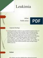 Leukimia ( Alfi Dan Ila)
