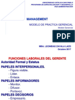 02.02 Management Modelo Gerencial