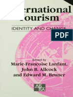 (SAGE Studies in International Sociology) Marie-Francoise Lanfant, John B Allcock, Edward M Bruner-International Tourism_ Identity and Change-SAGE Publications Ltd (1995)