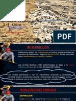 Exposicion de Habilitaciones Laderas y Riberas