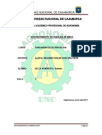 Informe Canales