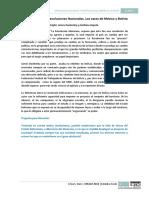 Resumen Procesos Sociales y Políticos América Latina